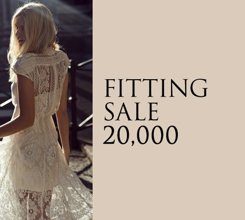 FITTING SALE - ②
