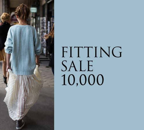 FITTING SALE - ①